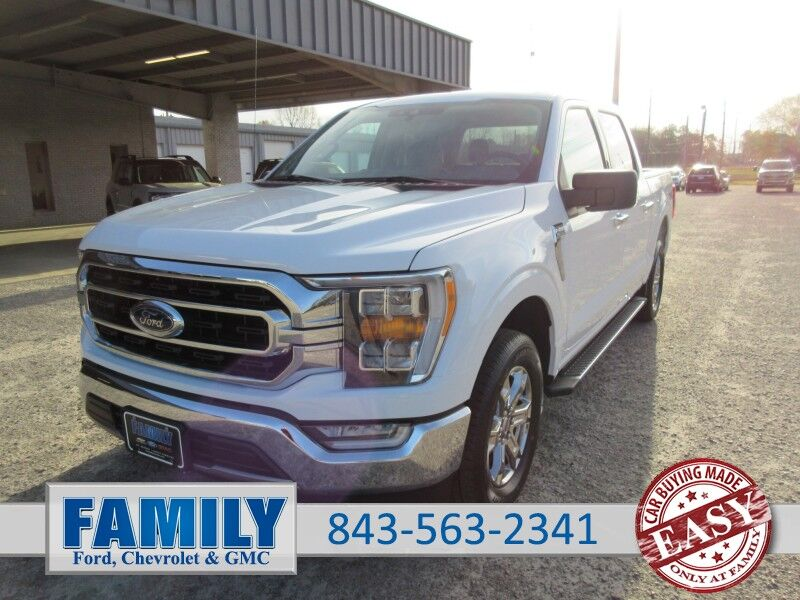 2021 Ford F-150 XLT St. George SC