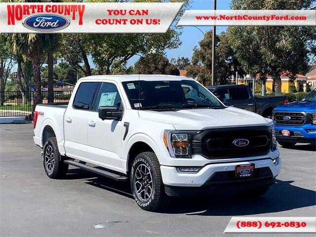 2021 Ford F-150 XLT San Diego County CA