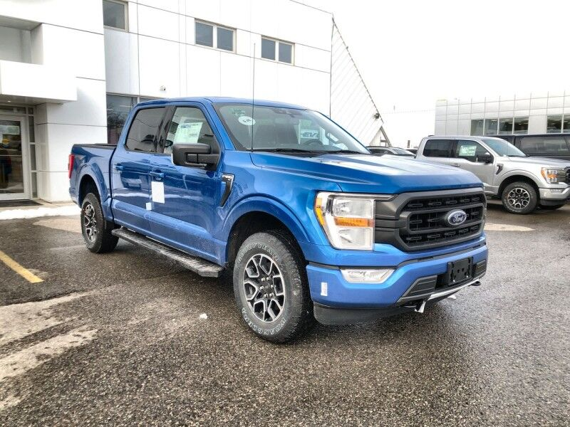 2021 Ford F-150 XLT Sport Mono ON