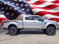 Ford F-250 Super Duty SRW Platinum 2021