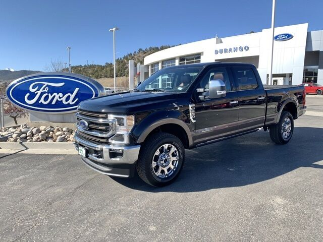 2021 Ford F-250SD King Ranch