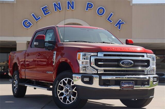 2021 Ford F-250SD Lariat Gainesville TX