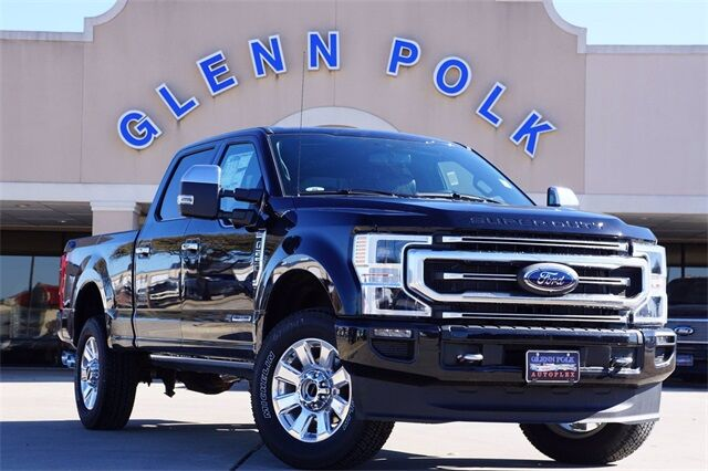 2021 Ford F-250SD Platinum Gainesville TX