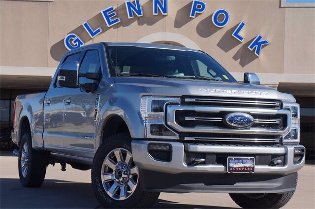 2021 Ford F-250SD Platinum Gainsville TX