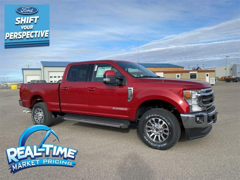 2021_Ford_F-350 Super Duty_Lariat_ High River AB
