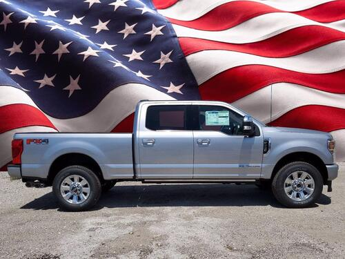 2021 Ford F-350 Super Duty SRW Platinum Tampa FL