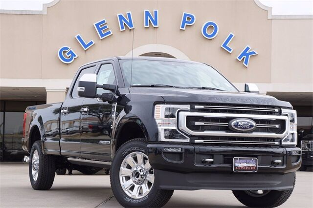 2021 Ford F-350SD Platinum Gainsville TX