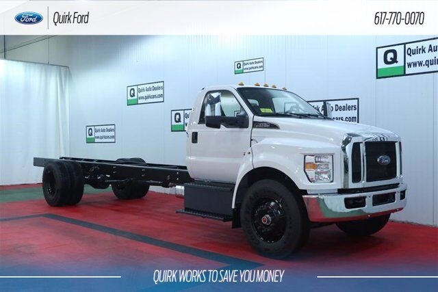 2021 Ford F-650 Gas Base Quincy MA