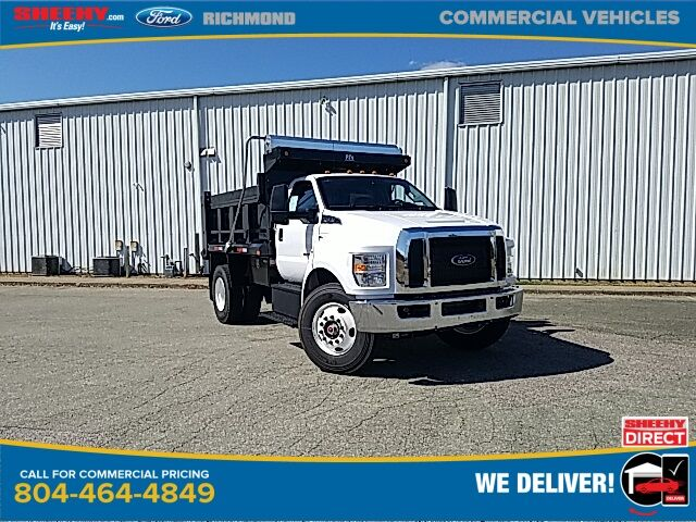 2021 Ford F-750SD Base Richmond VA