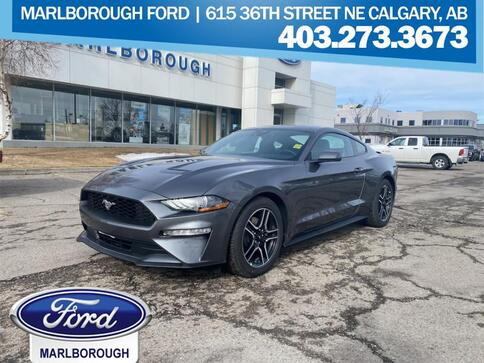 2021_Ford_Mustang_EcoBoost_ Calgary AB