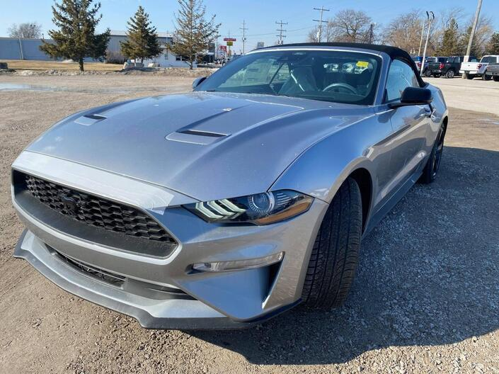 2021 Ford Mustang EcoBoost Premium Essex ON