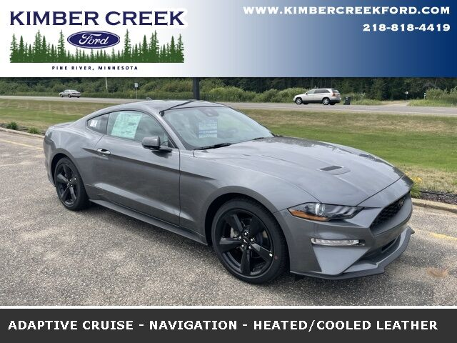 2021 Ford Mustang EcoBoost Premium Pine River MN