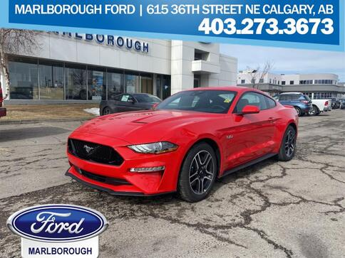 2021_Ford_Mustang_GT  - Aluminum Wheels -  SYNC_ Calgary AB