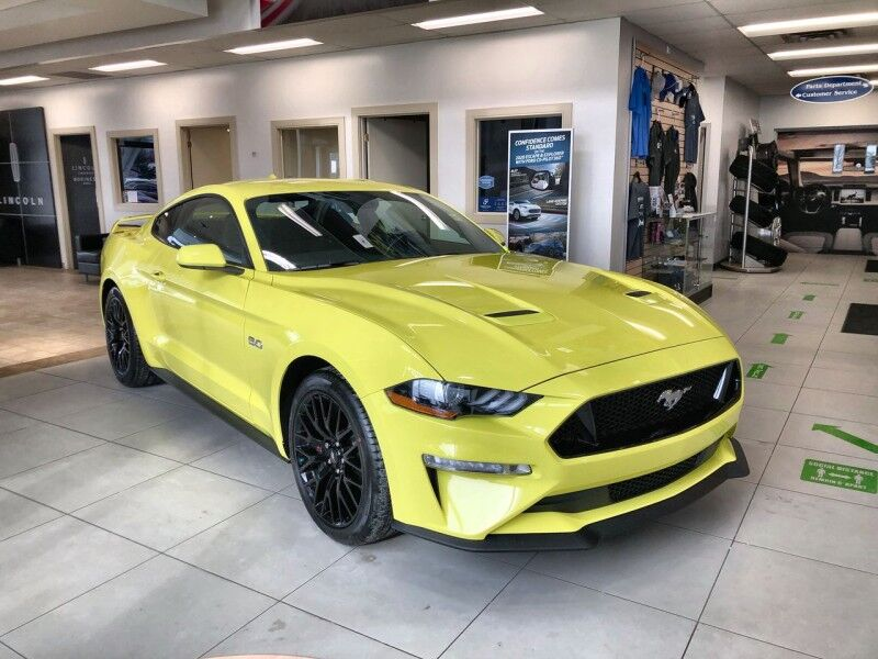 2021 Ford Mustang GT 301A PP1 Mono ON