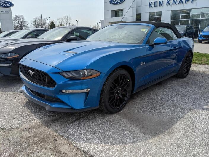 2021 Ford Mustang GT Premium Essex ON