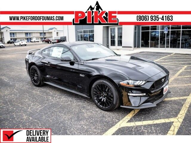 2021 Ford Mustang GT Premium Pampa TX