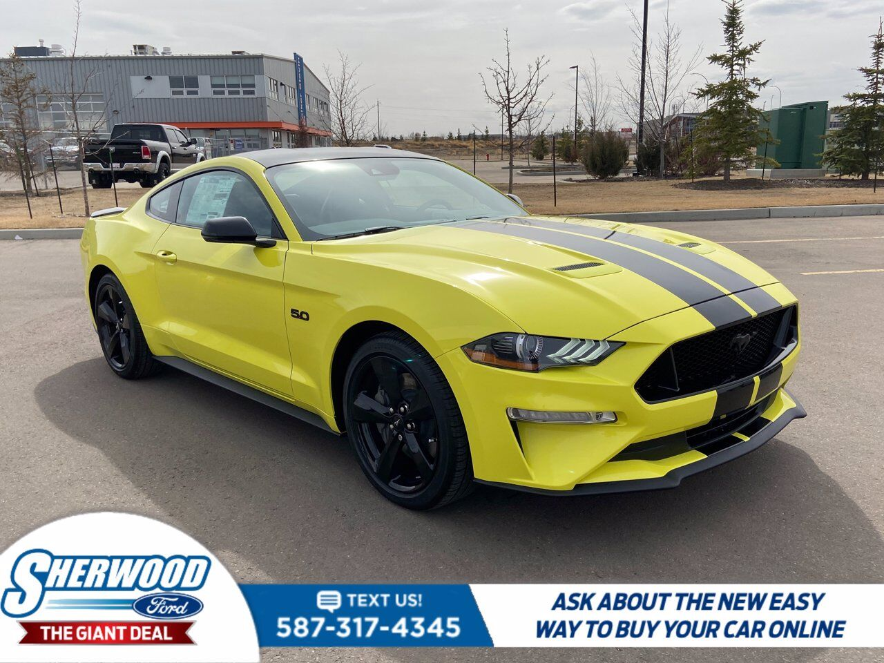 2021 Ford Mustang GT Premium Sherwood Park AB