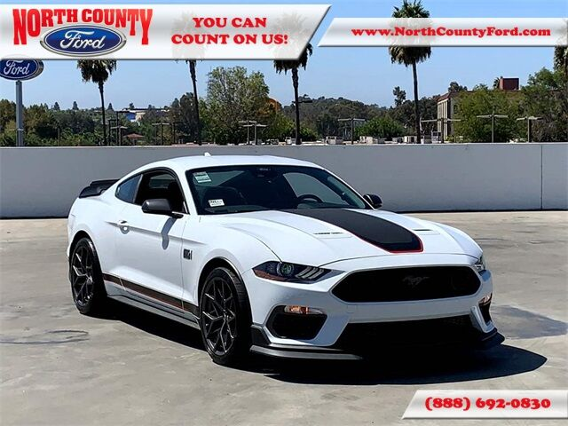 2021 Ford Mustang Mach 1 San Diego County CA