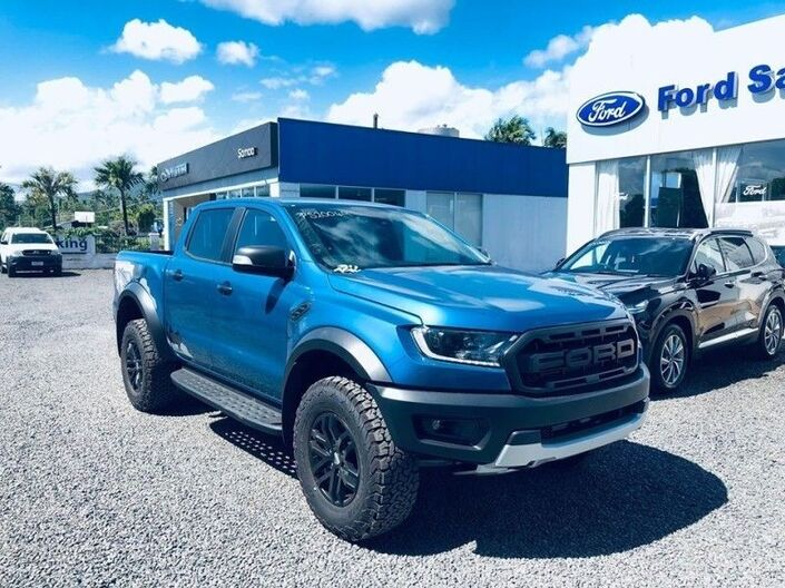 2021 Ford RANGER RAPTOR 2.0L BI TURBO DIESEL 4WD 10-SPEED AUTOMATIC TRANSMISSION 2.0L DIESEL 4WD 10AT Vaitele