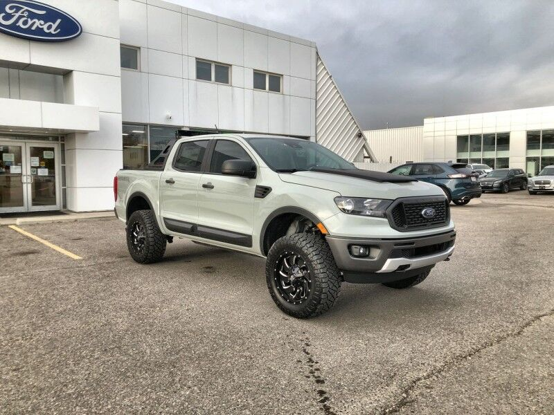 2021 Ford Ranger DAKAR XLT Mono ON