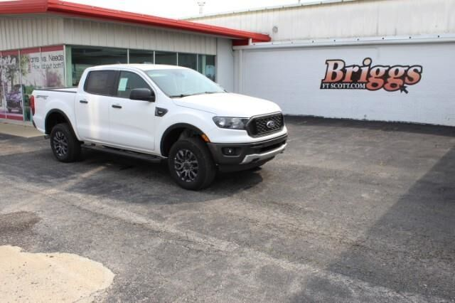 2021 Ford Ranger LARIAT 4WD SuperCrew 5' Box Fort Scott KS