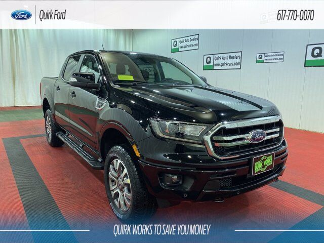 2021 Ford Ranger LARIAT Quincy MA