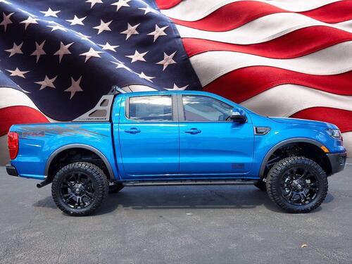 2021 Ford Ranger LARIAT Tampa FL