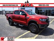 2021_Ford_Ranger_Tremor_ Pampa TX