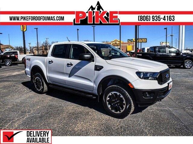 2021 Ford Ranger XL Pampa TX