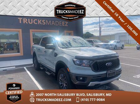 2021_Ford_Ranger_XLT 4WD ** Pohanka Certified 10 Year / 100,000  **_ Salisbury MD