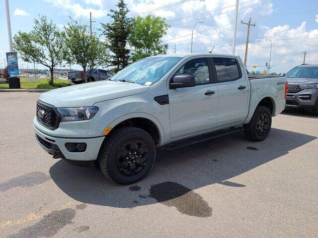 2021 Ford Ranger XLT Calgary AB
