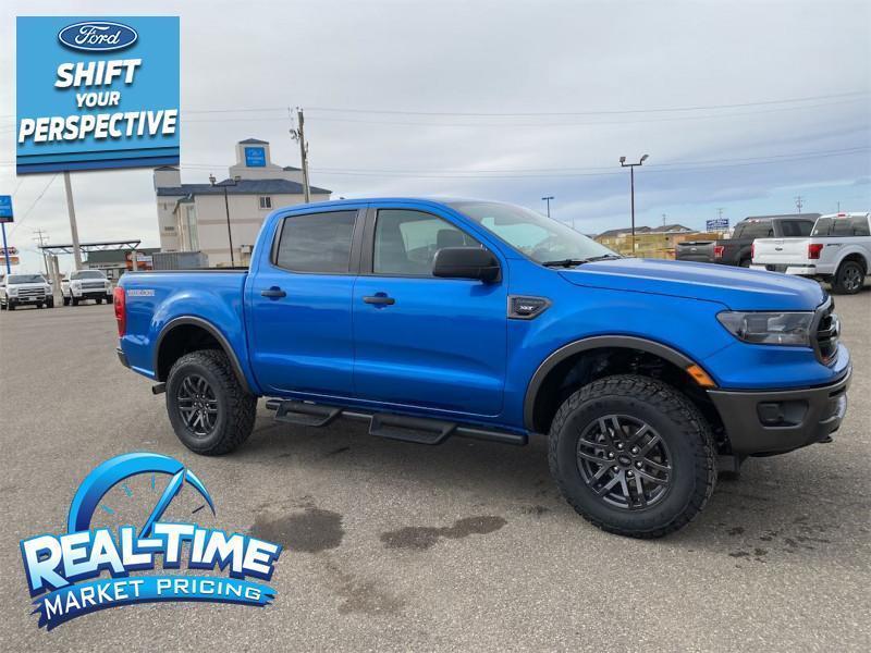 2021_Ford_Ranger_XLT_ Claresholm AB