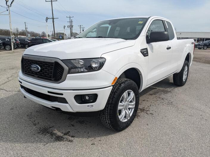 2021 Ford Ranger XLT Essex ON
