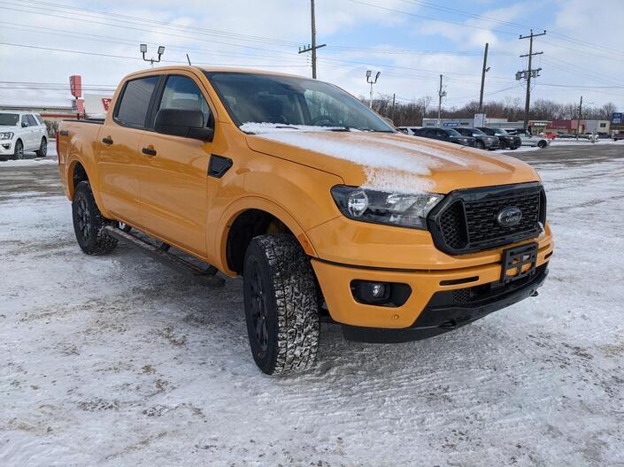 2021 Ford Ranger XLT Essex ON