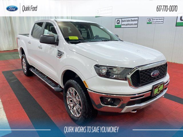 2021 Ford Ranger XLT Quincy MA