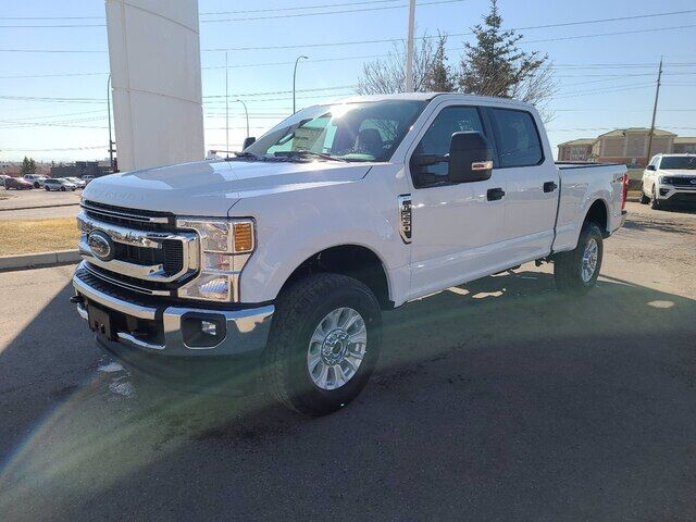 2021 Ford Super Duty F-250 SRW  Calgary AB