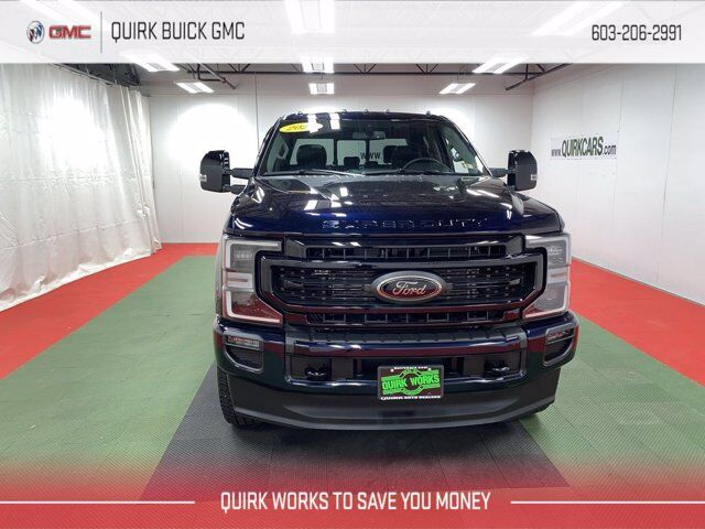 2021 Ford Super Duty F-250 SRW LARIAT Manchester NH