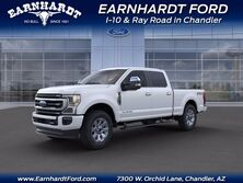 Ford Super Duty F-250 SRW Platinum 2021