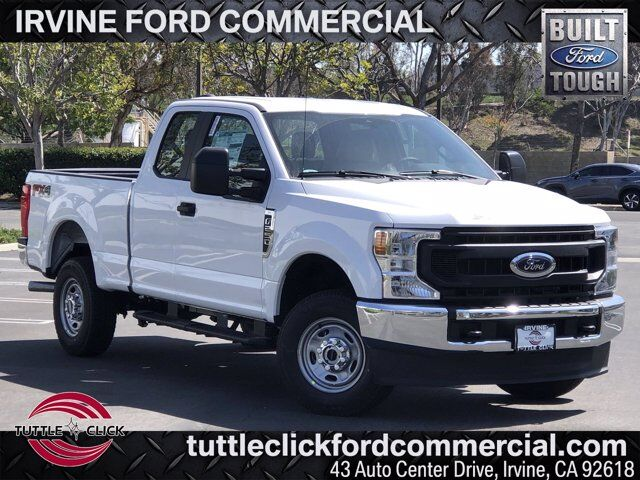 2021 Ford Super Duty F-250 SRW XL Irvine CA