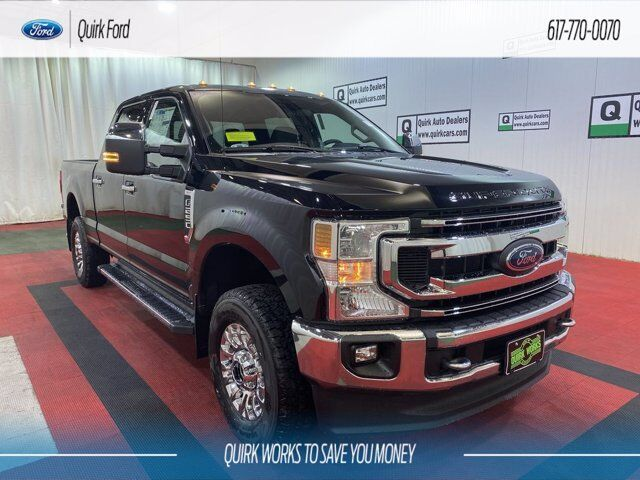 2021 Ford Super Duty F-250 SRW XLT Quincy MA