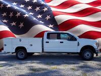 Ford Super Duty F-350 DRW XL Service Body 2021