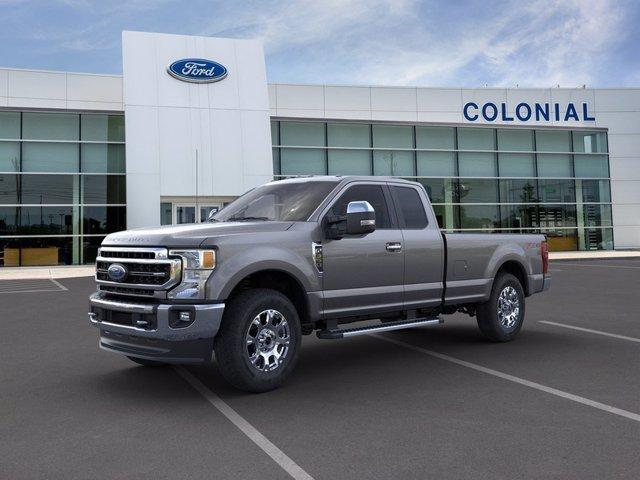 2021 Ford Super Duty F-350 SRW LARIAT 4WD SuperCab 8' Box Plymouth MA