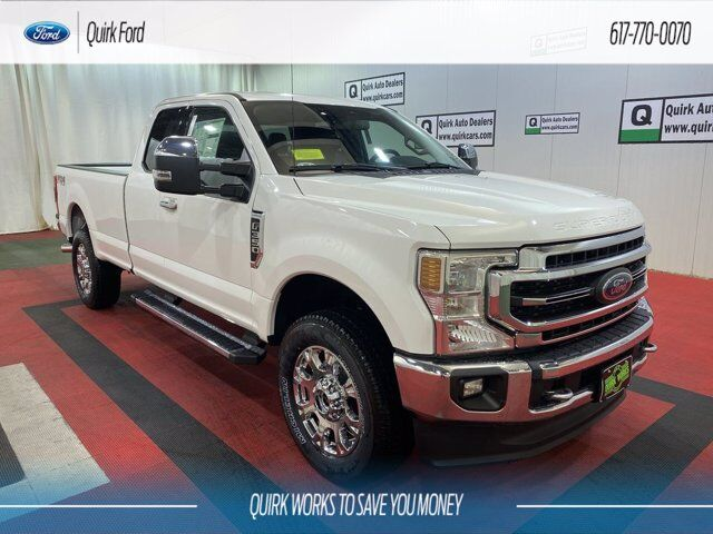 2021 Ford Super Duty F-350 SRW LARIAT Quincy MA