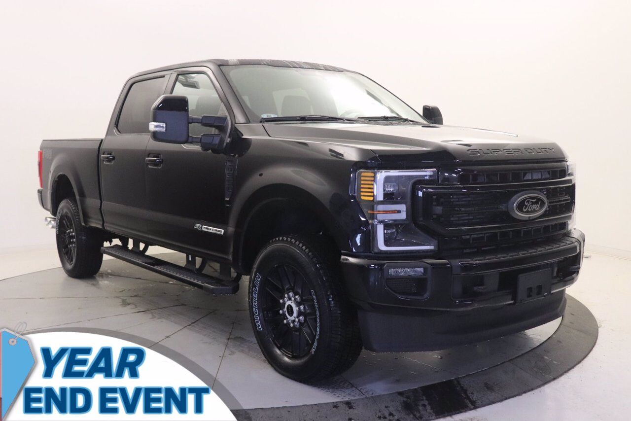 2021 Ford Super Duty F-350 SRW Lariat Sherwood Park AB