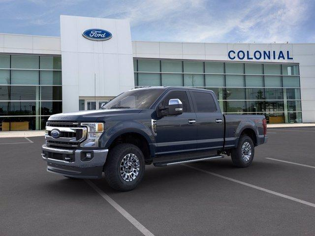 2021 Ford Super Duty F-350 SRW XLT 4WD Crew Cab 6.75' Box Plymouth MA