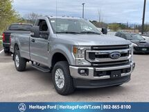 2021 Ford Super Duty F-350 SRW XLT South Burlington VT