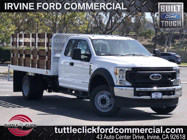 2021 Ford Super Duty F-450 DRW XL Irvine CA