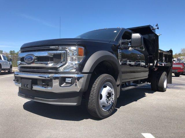 2021 Ford Super Duty F-550 DRW XL 4WD SuperCab 168 WB 60 CA Plymouth MA