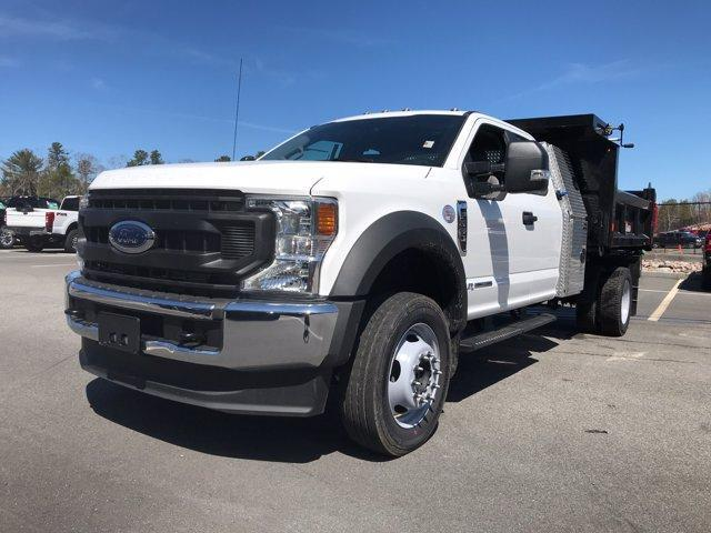2021 Ford Super Duty F-550 DRW XL 4WD SuperCab 192 WB 84 CA Plymouth MA