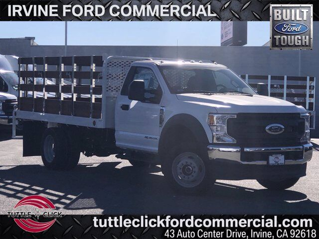 2021 Ford Super Duty F-600 DRW Irvine CA
